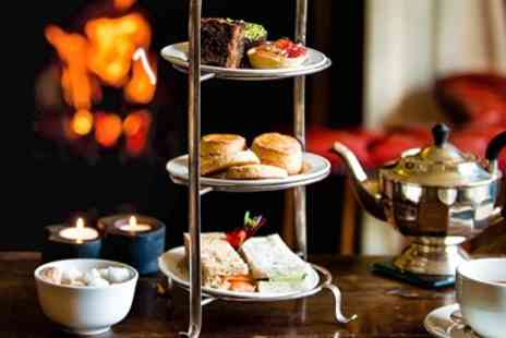 Falcon Hotel - Afternoon Tea & Bubbly for 2 - Save 46%