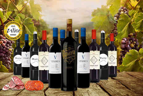 Harris Wine Merchant LLC - Award winning Spanish vermouth, wine and charcuterie - Save 65%