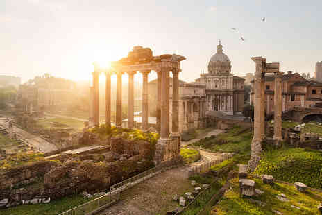 ClearSky Holidays - Four or six night Rome and Florence break including return flights and trains with breakfast in Florence - Save 38%