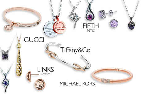 Wowcher Direct - Mystery jewellery deal of iffany & Co, Fifth NYC, Links of London, Michael Kors & More - Save 0%