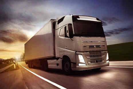 Experience Limits - Lorry driving experience - Save 51%