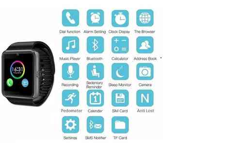 Inphtech - 21 in 1 multi functional Android smart watch - Save 88%