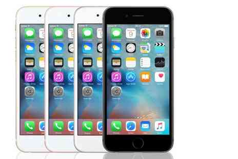 The Smartphone Company - iPhone 6s 32GB when you sign up to a 24 month contract plus Delivery Included - Save 74%