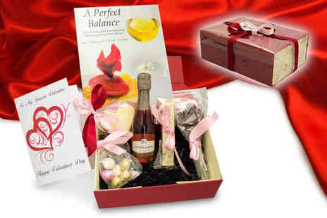 Coghlans Cookery School - Personalised Valentines hamper including wine, treats and a personalised gift card - Save 61%