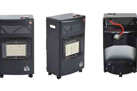 Groupon Goods Global GmbH - Homcom 4.2KW Butane Heater Cabinet - Save 12%