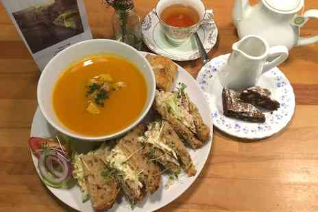 Talton Mill Farm Shop - Winter Warming Lunch For Two or Four - Save 0%