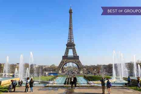 Premium Tours - One child ticket to a Paris day trip with Eiffel Tower - Save 20%