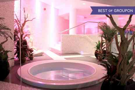 River Wellbeing Spa - Spa Access with Treatments and Bubbly for Two - Save 65%