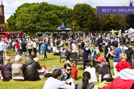 Great British Food Festival - Entry for two adults to the Great British Food Festival on 29 or 30 July - Save 29%