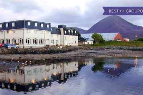 The Dunollie Hotel - One to Three nights Stay for Two with Breakfast and Option for Dinner and Wine - Save 54%