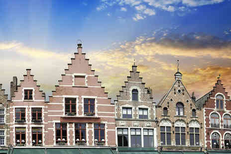 NH Bruges - Four Star 3 nights Stay in a Standard Double Room - Save 74%