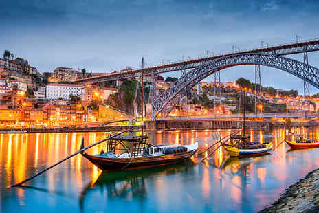 Bessa Hotel in Porto - Four Star 2 nights Stay in an Executive Room - Save 53%