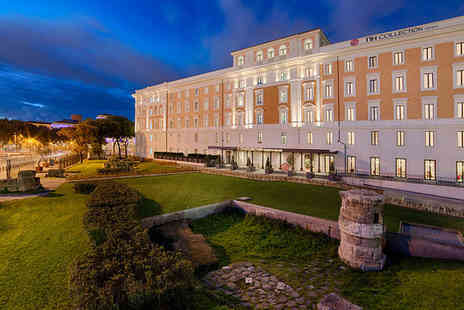 NH Collection Palazzo Cinquecento - Five Star 5 nights Stay in a Superior Room - Save 80%