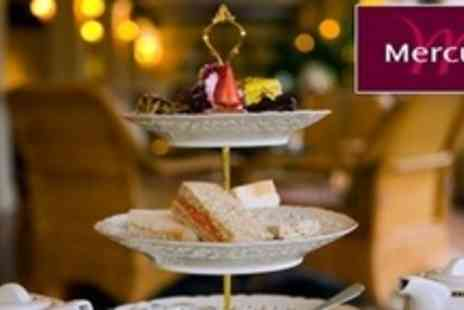 Mercure London Bloomsbury - Celebration Afternoon Tea With Prosecco For Two - Save 50%