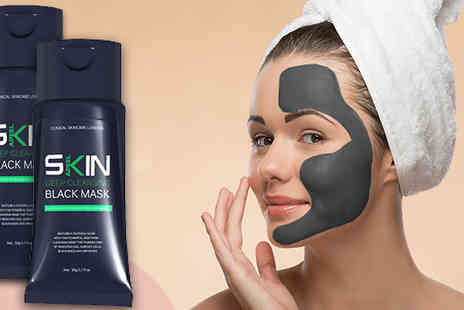 Forever Cosmetics - 2 Packs of Blackhead Peel Off Masks - Save 87%