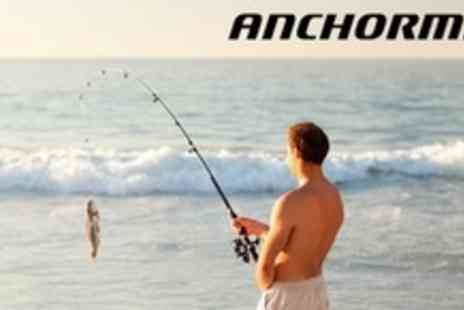 Anchorman Charter - Full Day Beach Fishing With Tuition For One - Save 76%
