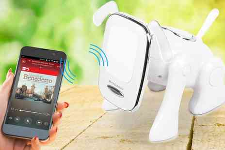 Groupon Goods Global GmbH - Kocaso T598 Puppy Shaped Bluetooth Speaker - Save 0%