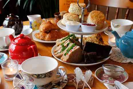 Talk of Tea - Afternoon Tea For Two or Four - Save 0%