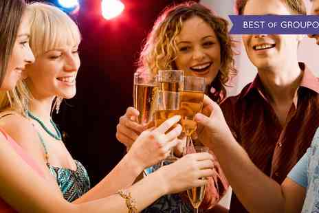 Slow Dating - One, two or four to a speed dating event with 90s disco after party on 10 February - Save 74%