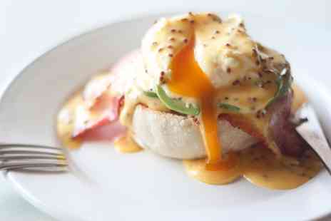 Catlins Restaurant - Brunch with Optional Prosecco for Two or Four - Save 39%