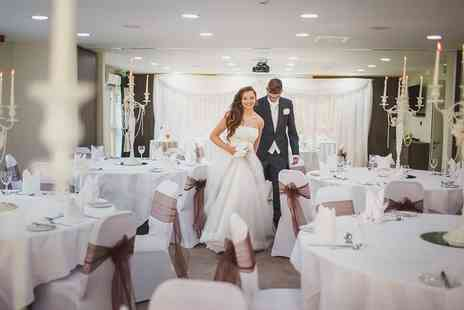 Mercure Milton Keynes Abbey Hill - Wedding Package for Up to 50 Day and 70 Evening Guests - Save 43%