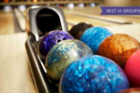 The Dunes South Shields - Bowling and Food for Up to Six - Save 85%