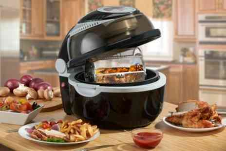 Groupon Goods Global GmbH - Cooks Professional 10 Litre 1300W Multi Function Air Fryer With Free Delivery - Save 53%
