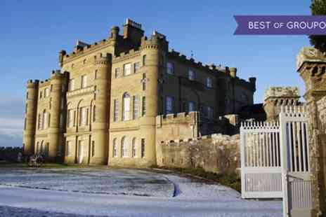 Culzean Castle - One to Three Nights Stay for Two with Breakfast, Cream Tea and Prosecco - Save 0%