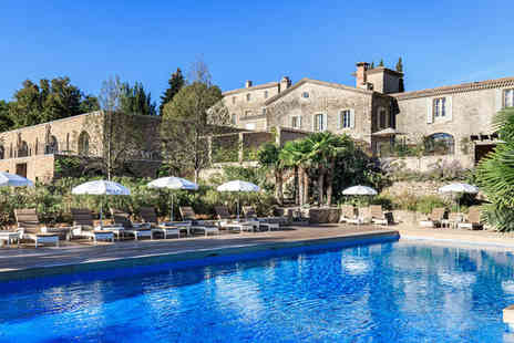 Hotel Chateau de Berne - Five Star 2 nights Stay in a Classic Room - Save 39%