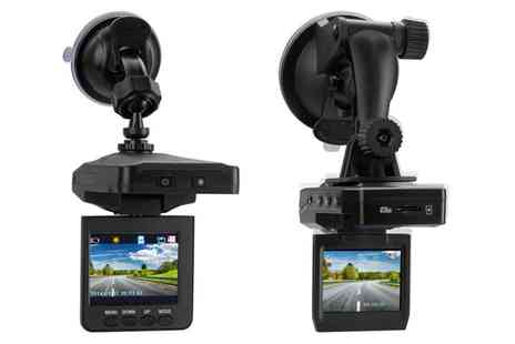 Groupon Goods Global GmbH - Car DVR Video Recorder - Save 65%