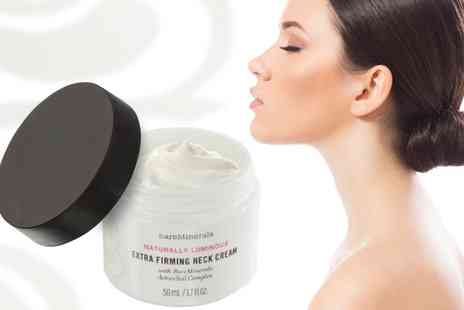 Groupon Goods Global GmbH - Bare Minerals Extra Firming Neck Cream 50ml - Save 60%