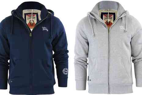 Groupon Goods Global GmbH - Tokyo Laundry Borg Lined Hoodie in Choice of Size and Colour With Free Delivery - Save 0%