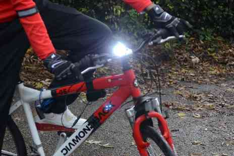 Groupon Goods Global GmbH - Brite Bicycle Cree Headlight - Save 67%