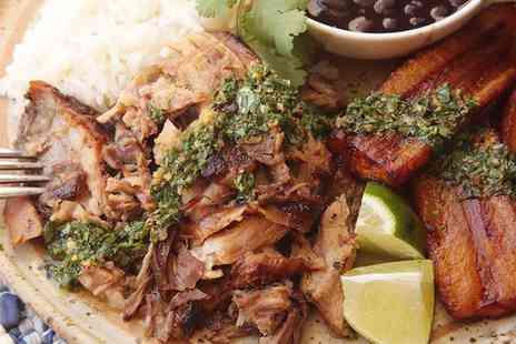 Mashupcdf - Two Course Caribbean Meal with a Cocktail for Two or Four at Mashup (Up to 71% Off) - Save 71%
