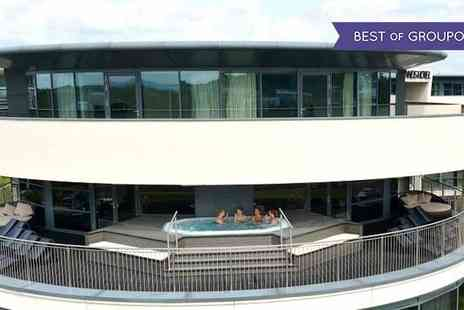 Brooklands Hotel - Spa Access with Two Treatments and Lunch or Afternoon Tea - Save 57%