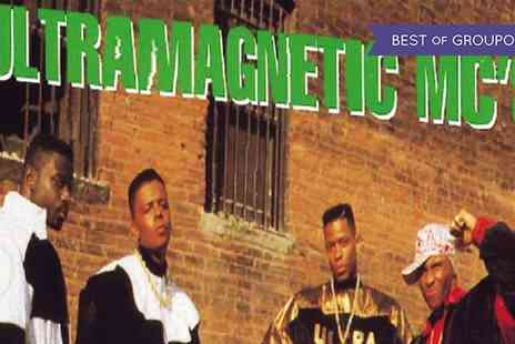 Ultramagnetic MCs - Tickets to Ultramagnetic MCs on 23 February - Save 40%