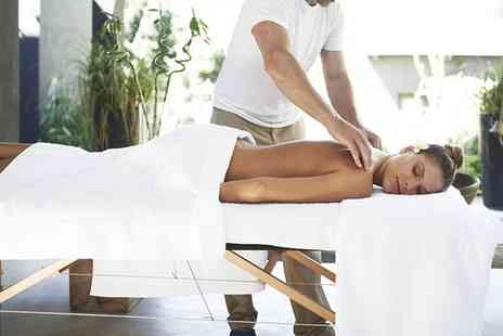 Jiva Essentials - 60 Minute Deep Tissue or Sports Massage - Save 64%