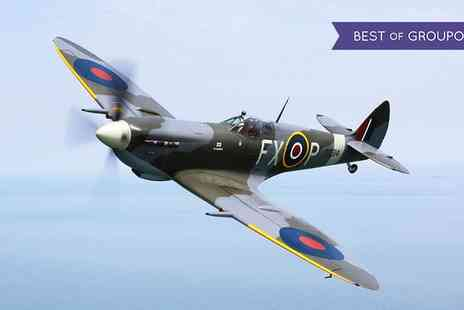 Headcorn Events - The Battle of Britain Air Show Child, Adult, Family and VIP Entry to  8 and 9 July - Save 50%