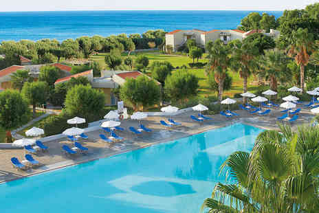 Grecotel Rhodos Royal - Four Star 14 nights Stay in a Double Room - Save 41%