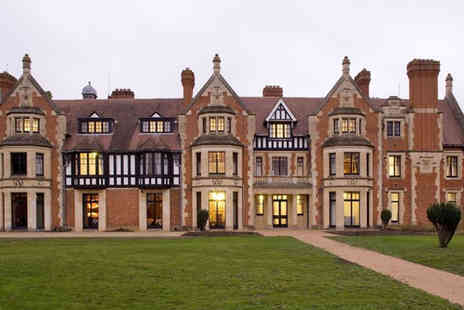 Wood Norton Hotel - Four Star 1 night Stay in a Hall Feature Bedroom - Save 0%