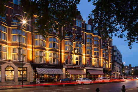 Sloane Square Hotel - Four Star 1 night Stay in a Standard Double Room - Save 68%