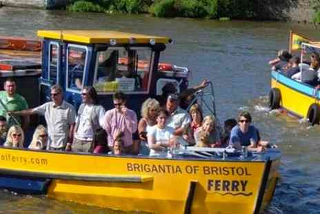 Bristol Ferryboats - All Day Bristol Ferryboats Ticket for One Adult, One Adult and One Child, or a Family of Five - Save 46%