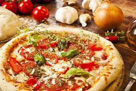 Villa Toscana Restaurant - Pizza or Pasta Meal for Two or Four - Save 55%