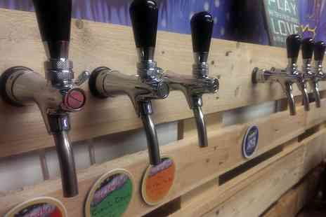 Wild Weather Ales - Brewery Tour with Tasters - Save 0%