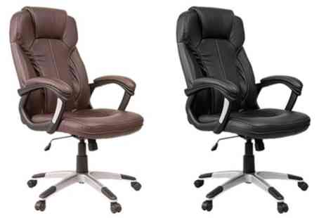 Groupon Goods Global GmbH - Prestige Office Chair - Save 63%