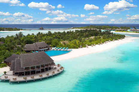 Anantara Dhigu Maldives Resort - Five Star 7 nights Stay in a Sunrise Over Water Suite - Save 32%