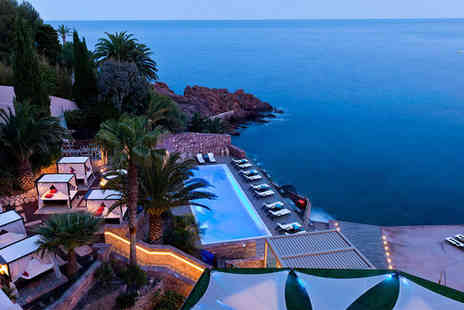 Tiara Miramar Beach Hotel & Spa - Five Star 2 nights Stay in a Deluxe Sea View Room - Save 73%