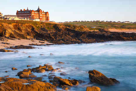 The Headland Hotel - Four Star 4 nights Stay in a Ocean Room - Save 73%