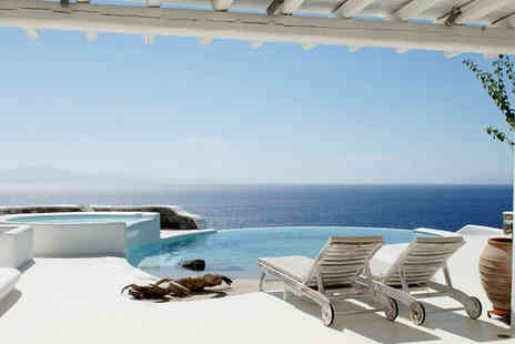 Kirini My Mykonos Retreat - Five Star 10 nights Stay in a Junior Suite - Save 37%