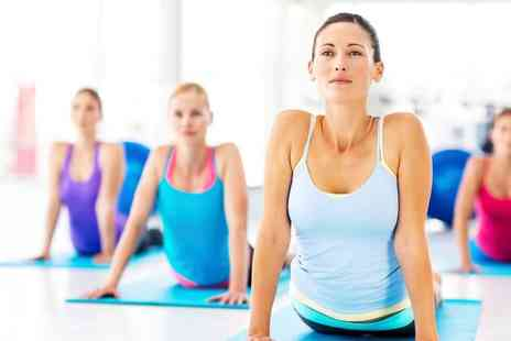 Yoga Fit - Six Yoga Sessions - Save 65%